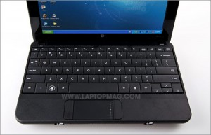 The HP Mini 110 netbook: no Pg-Up, no Pg-Dn, no Home, no End, no dice